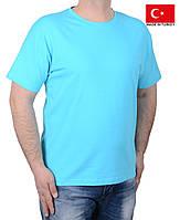 Футболки мужские .Летняя мужская футболка большого размера.