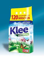 Бесфосфатный стиральный порошок Klee 10 кг 120 стирок