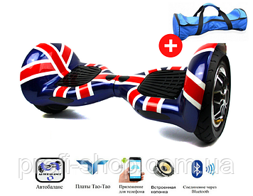 Гироскутер Smart Balance Allroad 10 GB Flag (Британский флаг)