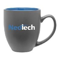 Нанесение логотипа на чашку, печать логотипа