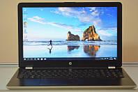 Ноутбук б/у HP Pavilion 15 AMD E2 / 4Gb / SSD 128 Gb, фото 1