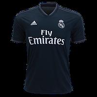 Футбольная форма Реал Мадрид (Real Madrid) 2018-2019 Выездная детская