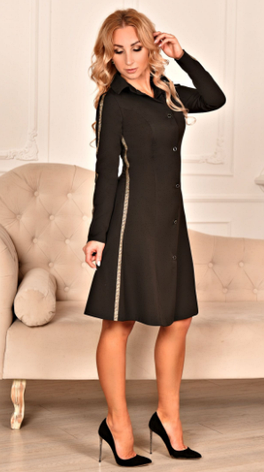"Платье-рубашка ""Ангелина"", фото 2"