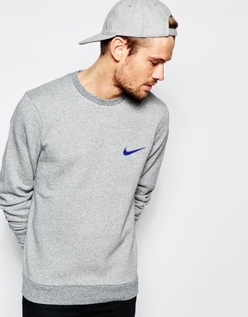 0b434fae Мужской свитшот Nike (реплика), цена 419 грн., купить в Киеве — Prom ...
