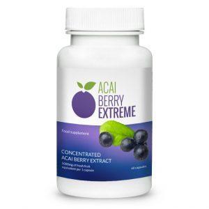 Acai Berry Extreme (Асай Берри Экстрим) - капсулы для похудения