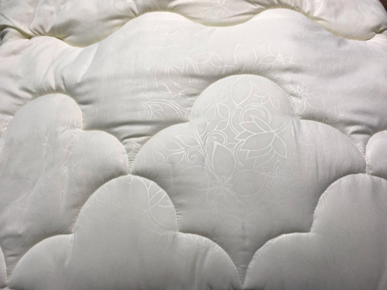 Ковдра Райсон холлофайбер Євро розмір зимова персиковий