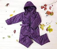 Детский зимний комбинезон для девочки 5-6 лет, Nickel, Германия