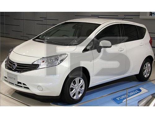 Лобовое стекло Nissan Note '13- (XYG) GS 5041 D11