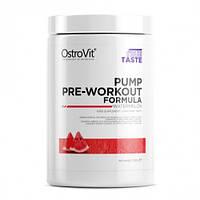 Предтренировочный комплекс OstroVit - PUMP Pre-Workout Formula (500 грамм) watermelon/арбуз