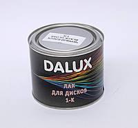 Краска для автомобильных дисков Dalux чёрный блеск (0,5л)
