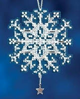 Набор для вышивки Mill Hill Star Crystal