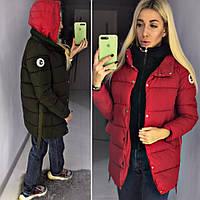 Женское модное пальто с обманкой  АХ02421, фото 1