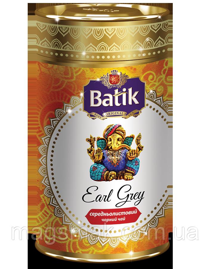 Чай Batik Platinum Черный с бергамотом, 100 г