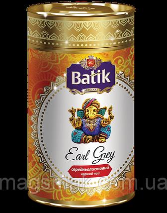 Чай Batik Platinum Черный с бергамотом, 100 г, фото 2