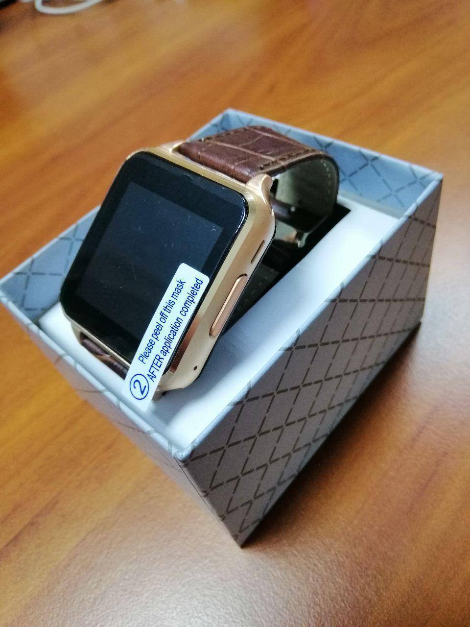 Smart Watch X7 Gold-Brown (Gold/Pink) Гарантия 1 месяц