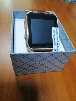 Smart Watch X7 Gold-Brown (Gold/Pink) Гарантия 1 месяц, фото 2