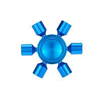 Спиннер MT-1 Handwheel Голубой с коллибровкой