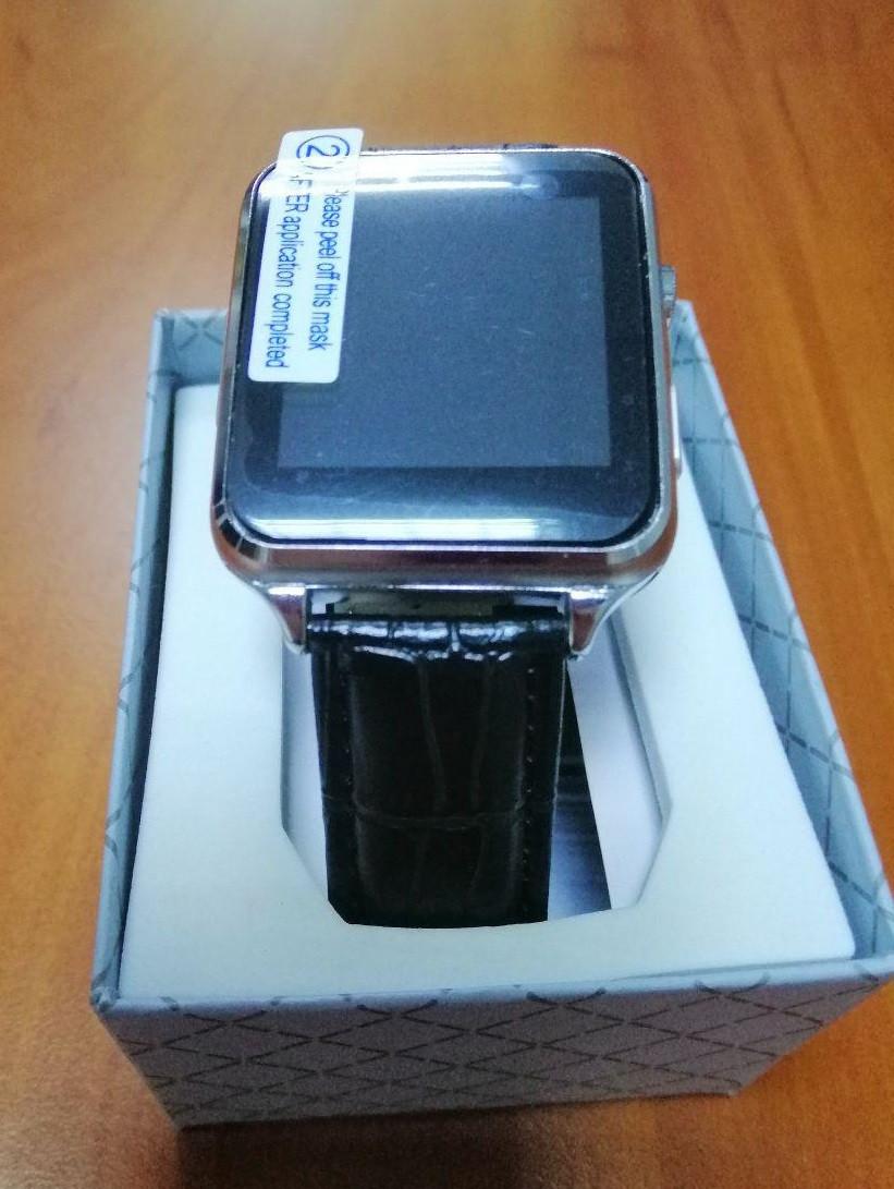 Smart Watch X7 Silver-Black Гарантия 1 месяц