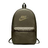 Рюкзак городской NIKE SPORTSWEAR HERITAGE BA5761-222 (original) 18л спортивный мужской женский школьный