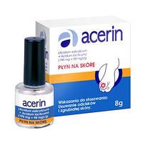 Средство для удаления мозолей и утолщенной кожи Acerin  8 ml