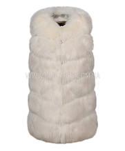 Женская белая жилетка, Glo-Story