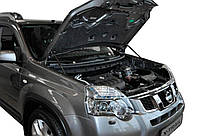 Газовый упор капота Nissan X-Trail T31 (2006-2014) (2 шт)