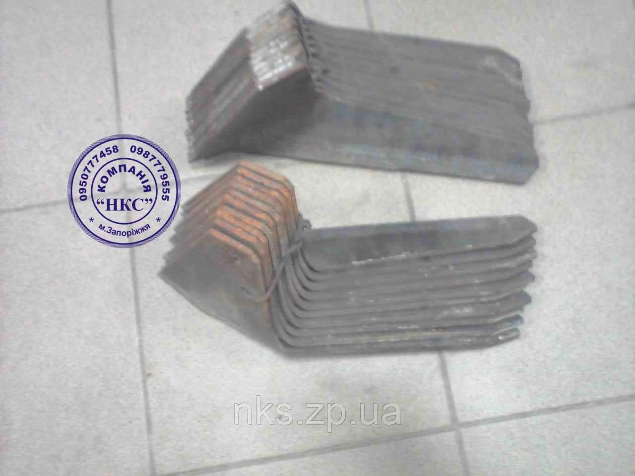 Лапа-бритва левая и правая короткая (Рубцовск) КРНВ-5,6.