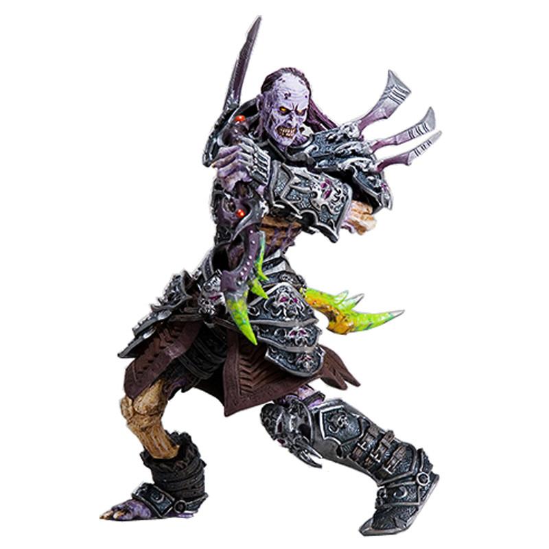 Фигурка World of Warcraft Series 3 Skeeve Sorrowblade (Undead Rogue) Action Figure