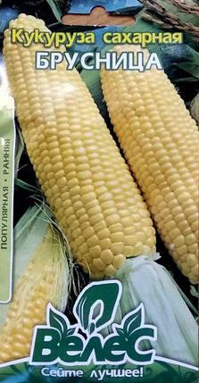 Кукурудза цукрова Брусниця 10г ТМ ВЕЛЕС, фото 2