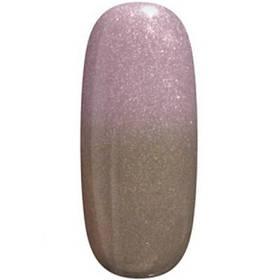 Гель-лак F.O.X. 6 мл Thermo 018 бежевый с микро блеском(при нагривании розовый)