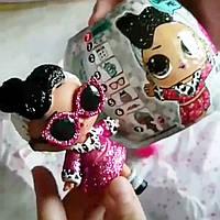 Лялька новорічна Куля ЛОЛ сюрприз L. O. L. Surprise LOL Bling Series, фото 1