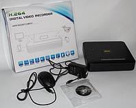 Видеорегистратор цифровой, 4-канальный для IP камер HDMI
