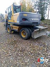 Гусеничный экскаватор Volvo EC160B (2015 г), фото 3