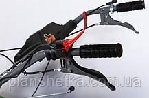 Дизельний мотоблок BIZON 1100A LUX (з ручним стартером), фото 2