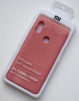 Чехол Original Xiaomi Redmi Note 5 Pro Персиковый