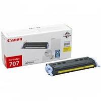 Картридж Canon 707 LBP-5000 Yellow (9421A004)