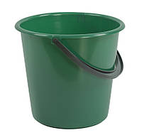 Ведро пластиковое 7л (сорт 2) без крышки