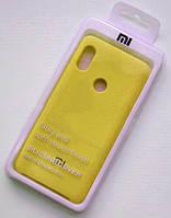 Чехол Original Xiaomi Redmi Note 5 Желтый