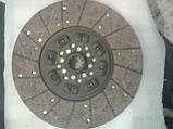 Диск сцепления ведомый Dong Feng 1064, 1074, фото 2