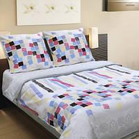 Стильное постельное белье Теп Графическая Мозаика