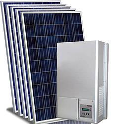 Сетевая станция под Зеленый тариф на 15 кВт (вариант 2а)