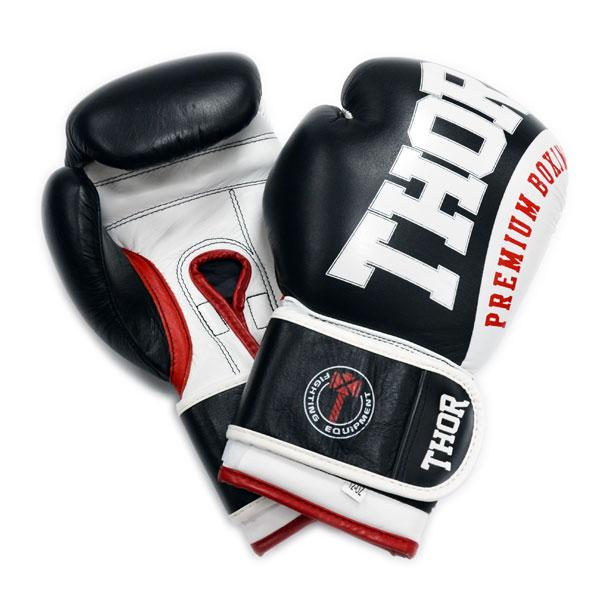 Перчатки боксерские Thor - Shark 8019/03 (PU)