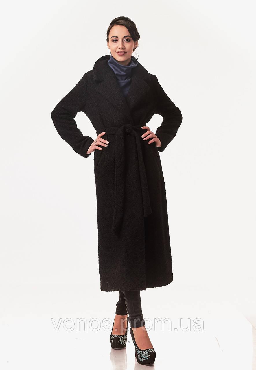 Кашемировое женское пальто. ПЛ003