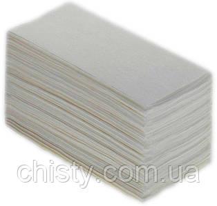 Бумажные полотенца ЕКО+ V-сложения 200шт 1слой 23*21см 150111