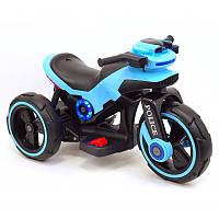 Електричний трицикл Police Blue