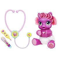 My Little Pony інтерактивна Плюшева поні Черілі з аксесуарами доктора, фото 1