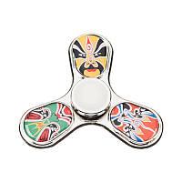 Спиннер MT-34 Wresting Mask Серебро