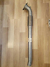 Приемная труба глушителя Е3 Iveco VAN50237IV, фото 2