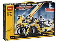 """Конструктор Decool 3349 """"Передвижной мини-кран"""" 292 деталей. Аналог Lego Technic 8067, фото 1"""
