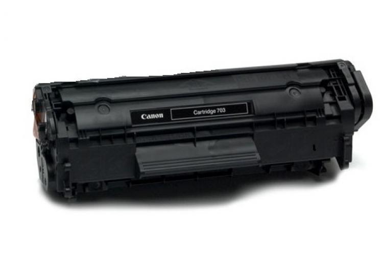 Картридж Canon 703, Black, LBP-2900/3000, 2k, ColorWay CW-C703M